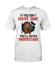 Vizsla in Mine Classic T-Shirt front