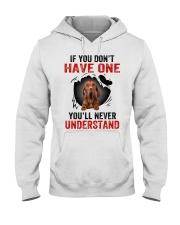 Vizsla in Mine Hooded Sweatshirt thumbnail