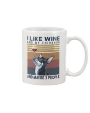Wine and Chihuahua Mug thumbnail