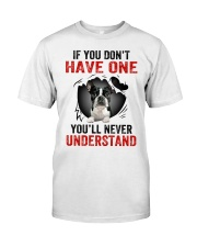 Boston Terriers in Mine Premium Fit Mens Tee thumbnail