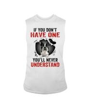 Boston Terriers in Mine Sleeveless Tee thumbnail