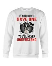 Boston Terriers in Mine Crewneck Sweatshirt thumbnail