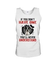 Boston Terriers in Mine Unisex Tank thumbnail