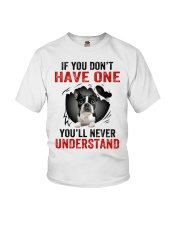 Boston Terriers in Mine Youth T-Shirt thumbnail