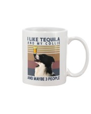 Tequila and Collie Mug thumbnail