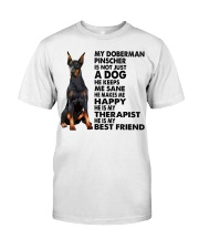 My Doberman Pinscher Classic T-Shirt front