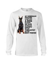 My Doberman Pinscher Long Sleeve Tee thumbnail