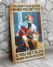 GUITAR - DON'T GET OLD 16x24 Gallery Wrapped Canvas Prints aos-canvas-pgw-16x24-lifestyle-front-07
