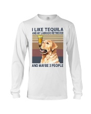 Tequila and Labrado Retriever Long Sleeve Tee tile