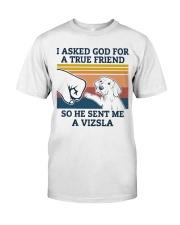 true friend Vizsla Premium Fit Mens Tee thumbnail