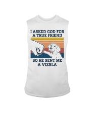 true friend Vizsla Sleeveless Tee thumbnail