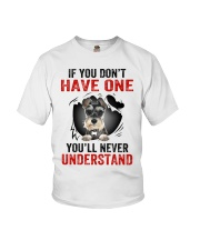 Miniature Schnauzer in Mine Youth T-Shirt thumbnail