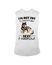 I m not fat sexy Husky Sleeveless Tee thumbnail