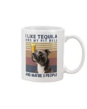 Tequila and Pit Bull Mug thumbnail