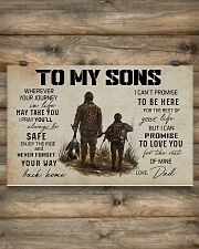5 HUNTING TO MY SONS 17x11 Poster poster-landscape-17x11-lifestyle-14