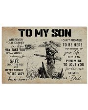 21A HUNTING-TO MY SON 17x11 Poster thumbnail