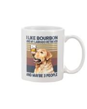 Bourbon and Labrado Retriever Mug thumbnail