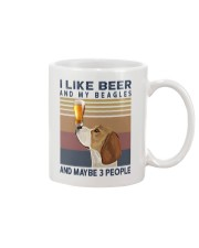 Beer and Beagles Mug thumbnail