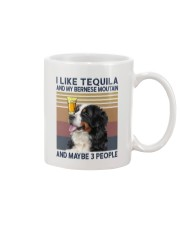 Tequila and bernese moutain Mug thumbnail