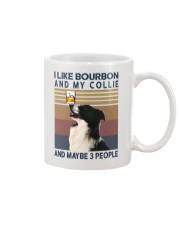 Bourbon and Collie Mug thumbnail