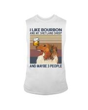 Bourbon and Shetland Sheep Sleeveless Tee thumbnail