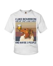 Bourbon and Shetland Sheep Youth T-Shirt thumbnail