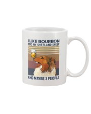 Bourbon and Shetland Sheep Mug thumbnail