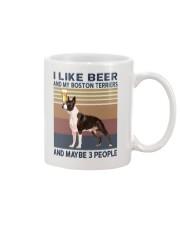 beer and Boston Terriers hp Mug thumbnail