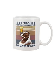 Tequila and English Springer Spaniel Mug thumbnail