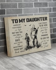 22 HUNTING-TO MY DAUGHTER 14x11 Gallery Wrapped Canvas Prints aos-canvas-pgw-14x11-lifestyle-front-12