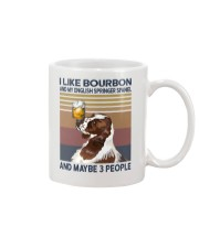 Bourbon and English Springer Spaniel Mug thumbnail
