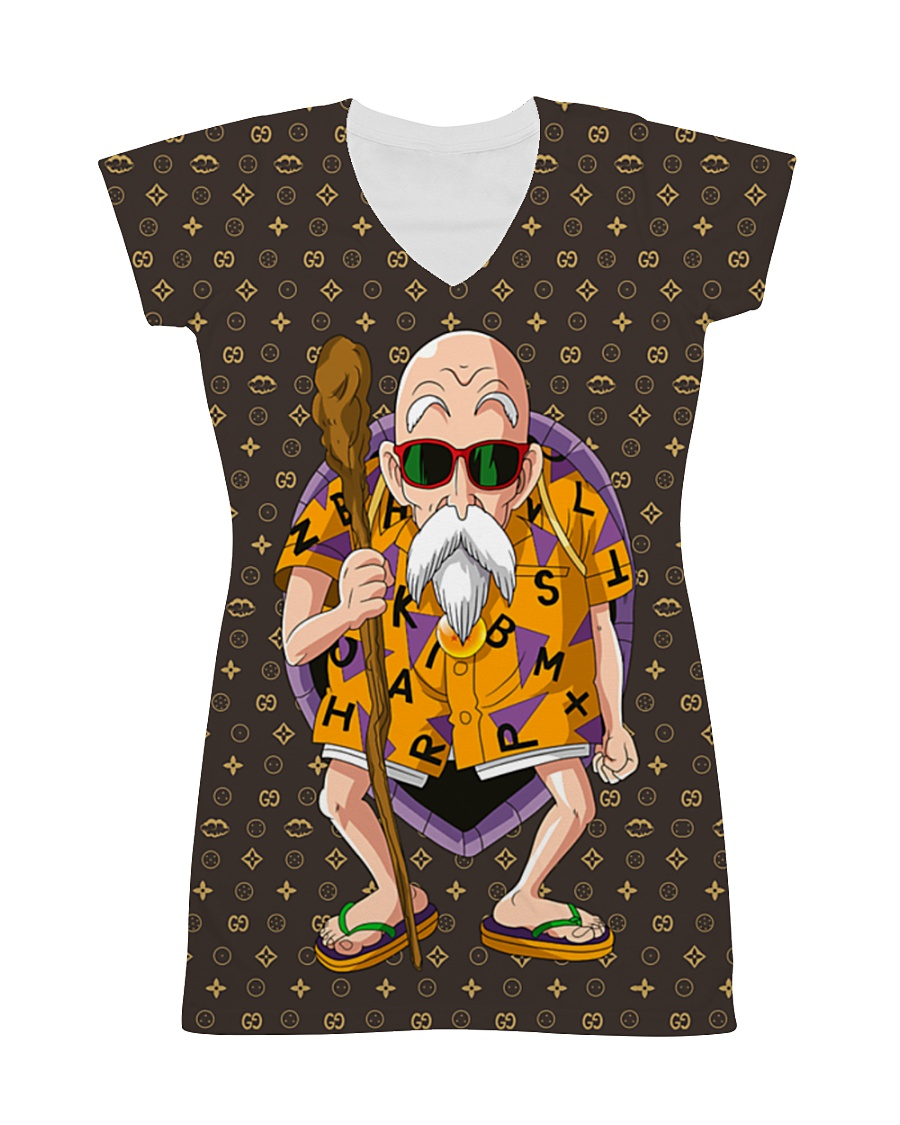 XP Turtle Man All-over Dress