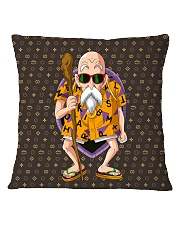 XP Turtle Man Square Pillowcase thumbnail
