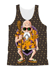 XP Turtle Man All-over Unisex Tank thumbnail
