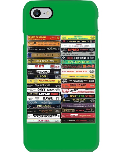 Old School Cassette Tapes Phonecase