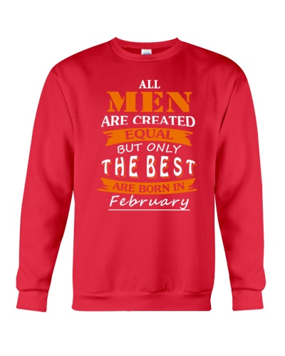 The Best Are Born In February