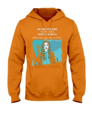 13 Reasons Why Hooded Sweatshirt front