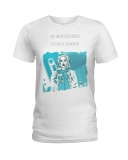 13 Reasons Why Ladies T-Shirt front