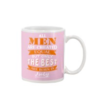The Best Are Born In July Mug front