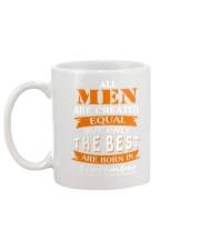 The Best Are Born In September Mug back