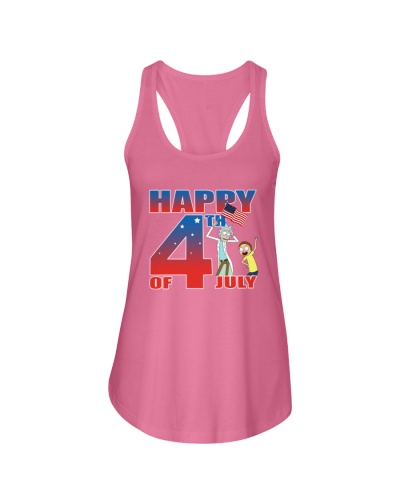 Rick Morty Happy Of 4th July