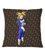 XP Trnks Square Pillowcase thumbnail