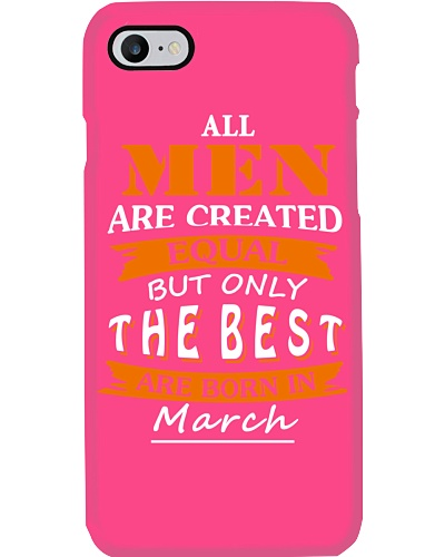 The Best Are Born In March