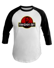 Van Gogh's Art Baseball Tee thumbnail