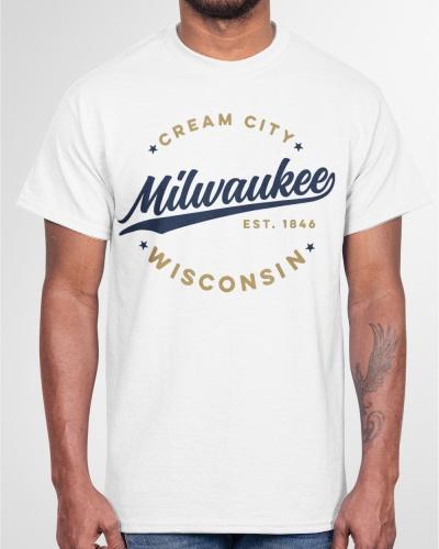 cream city shirt