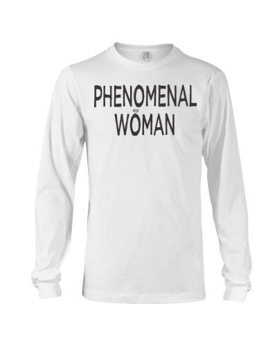 A phenomenal Woman