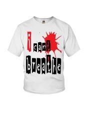 i cant breathe Youth T-Shirt thumbnail