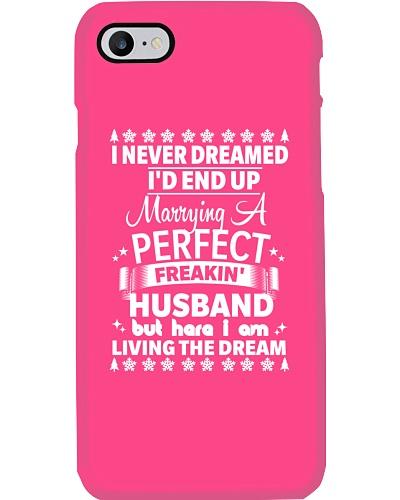 I have a perfect husband