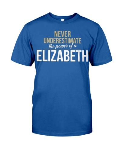 Elizabeth   Never Underesti