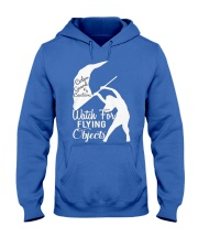 Color Guard Caution Watch  Hooded Sweatshirt front